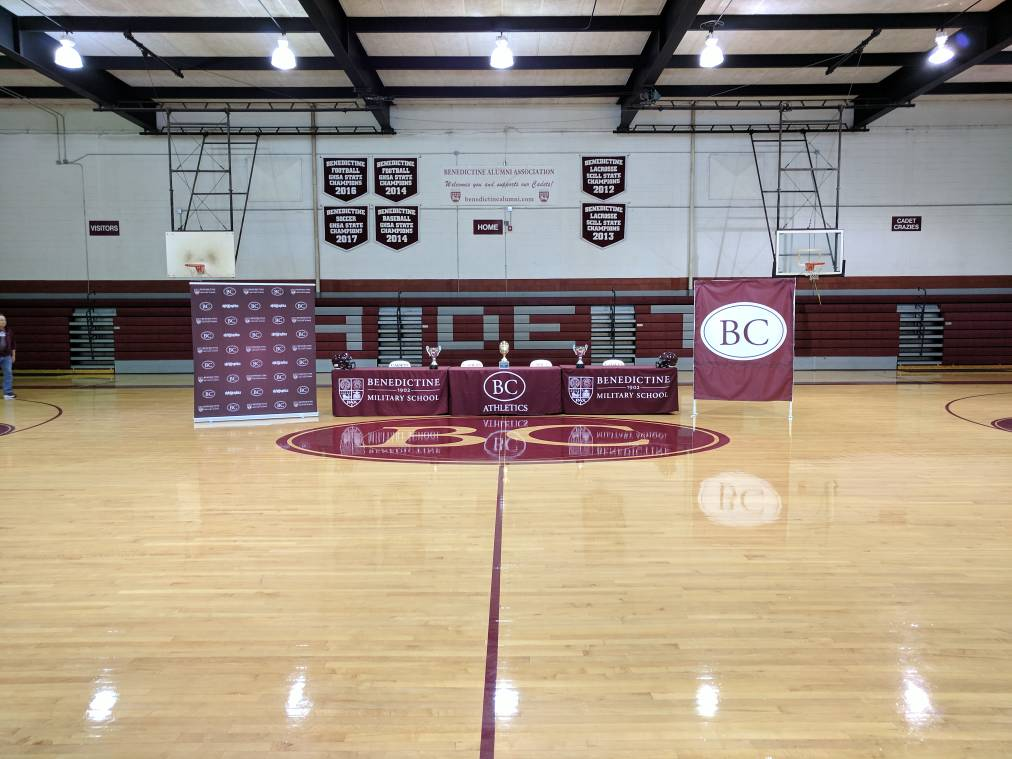 Benedictine Signing Day