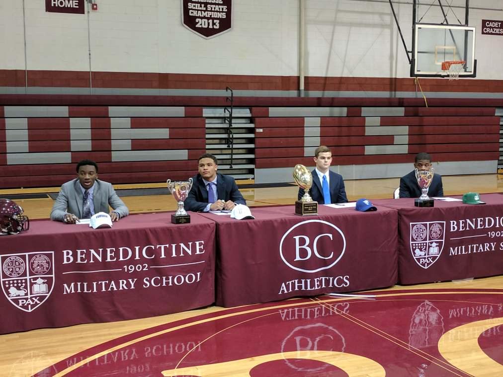 Cadets Signing